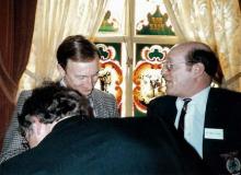 Jock Gulvin Talks With Denis Pirie