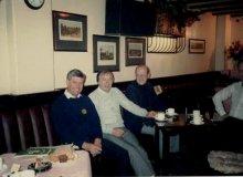 Roy Pipe, Jack Norris And Denis Pirie