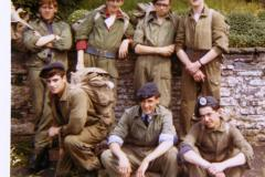 Camp_March_Break_Brecon_Beacons_1966