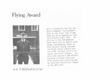 Flying_award_from_Credenhill_news