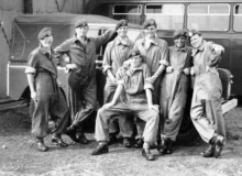 1960_RAF_Mona_Gwalchmai._L_to_R_Dave_Aston_Tony_Ferrison_Pete_Hensman_Mike_Mc_ (1)