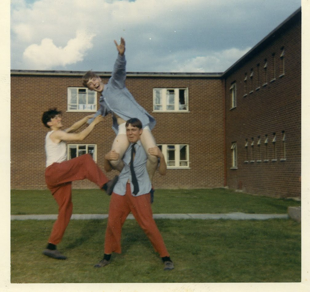 Bull-night-capers-1966