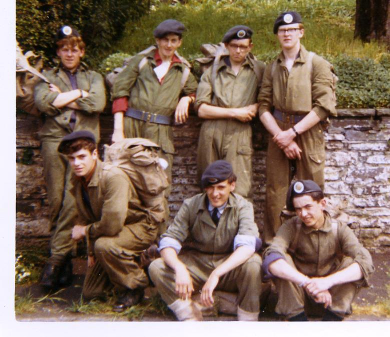 Camp_March_Break_Brecon_Beacons_1966