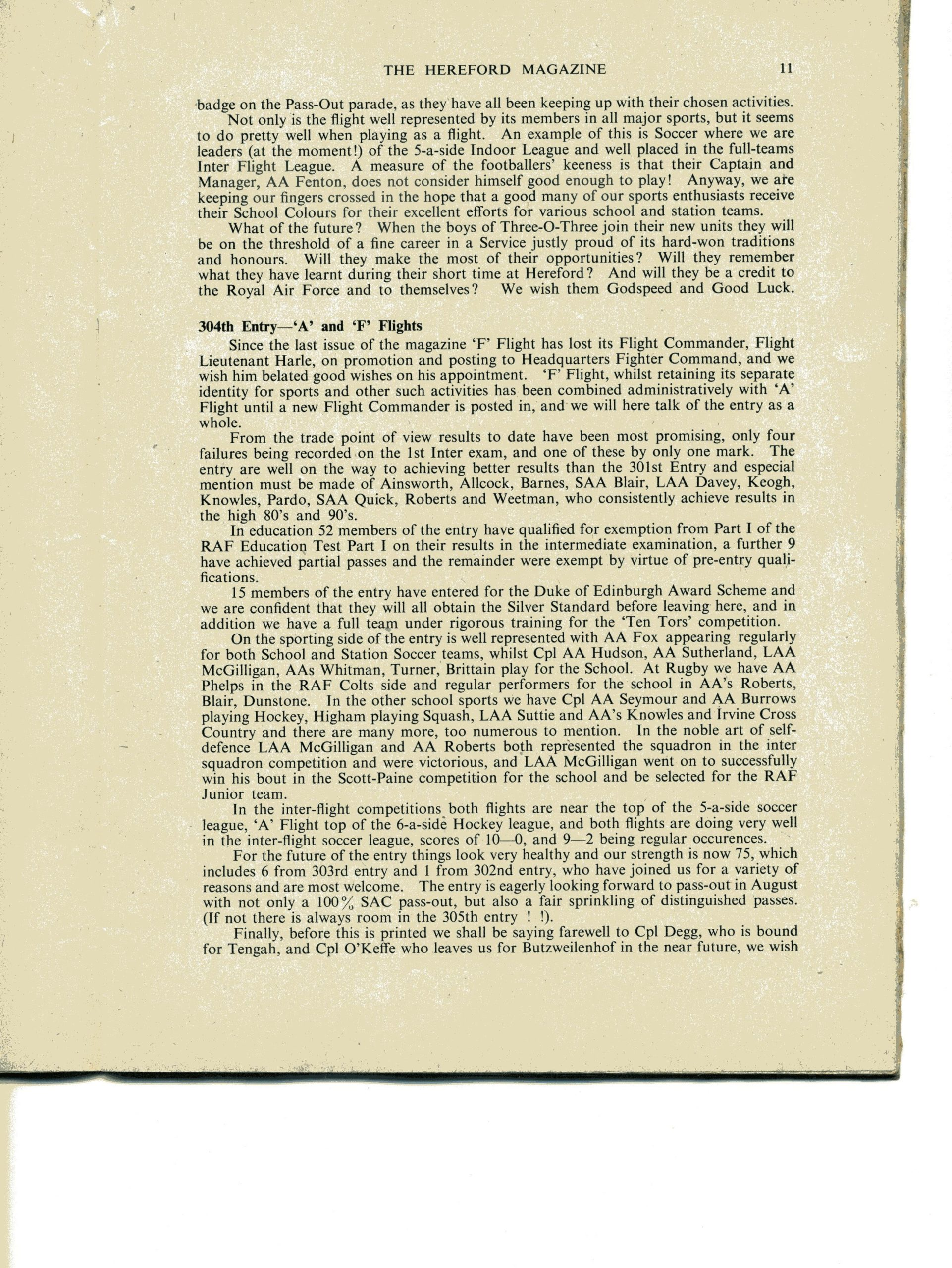 Hereford-Magazine-Extract-1966-304th