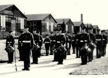 AAA School Band 1957